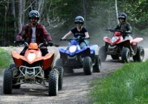 Langlade Co. ATV trails