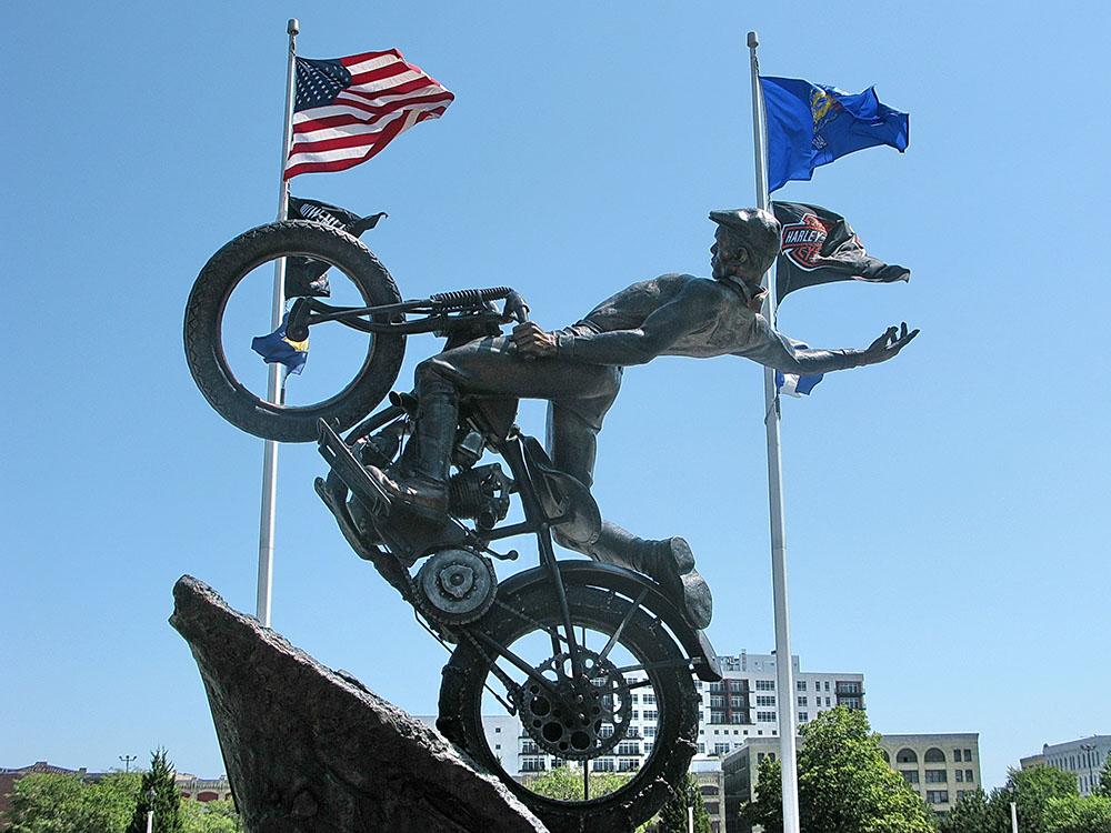 harley museum motorcycle ride