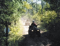 Marinette Wisconsin ATV