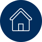 Fixed Rate Mortgages Bubble Icon