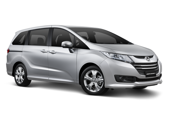 Honda odyssey family van