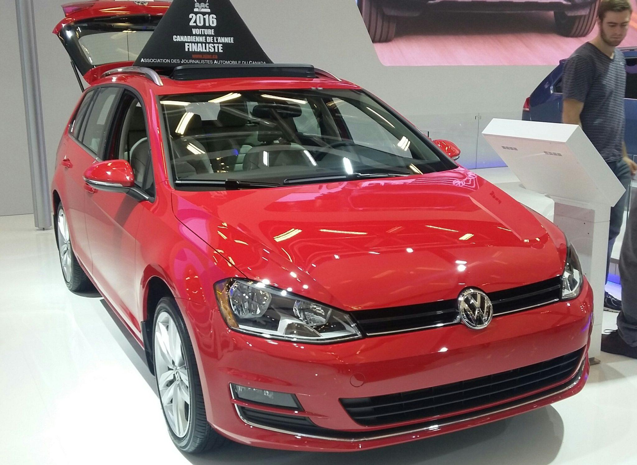 VW sportwagen car