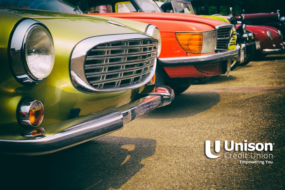 unison credit union classic cars