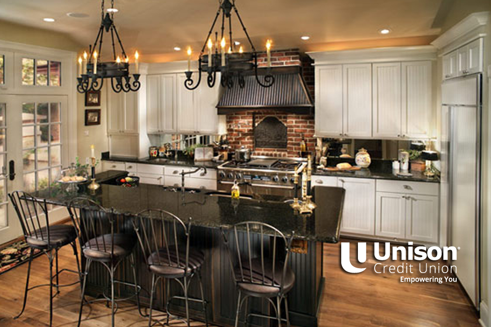 kitchen remodel loans from Unison