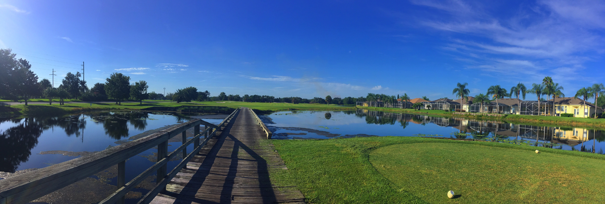 Davenport golf club via Chad Sparkes