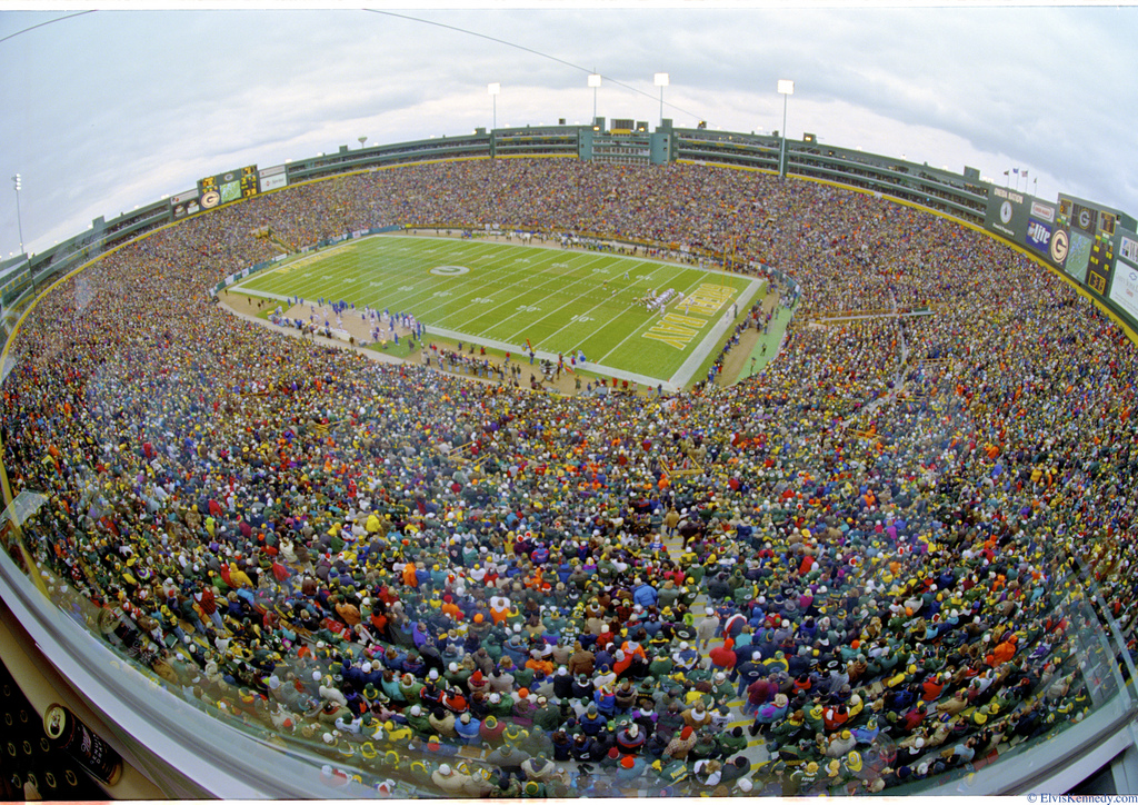 lambeau field green bay wi