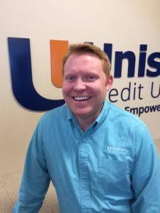 unison credit union employee