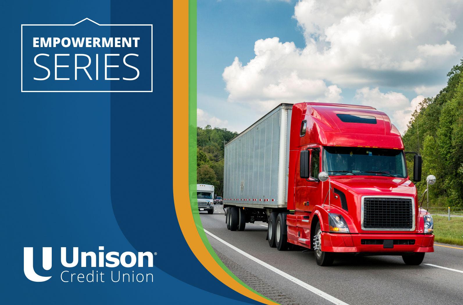 empowerment series truck driver financing
