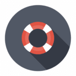 water life saver icon