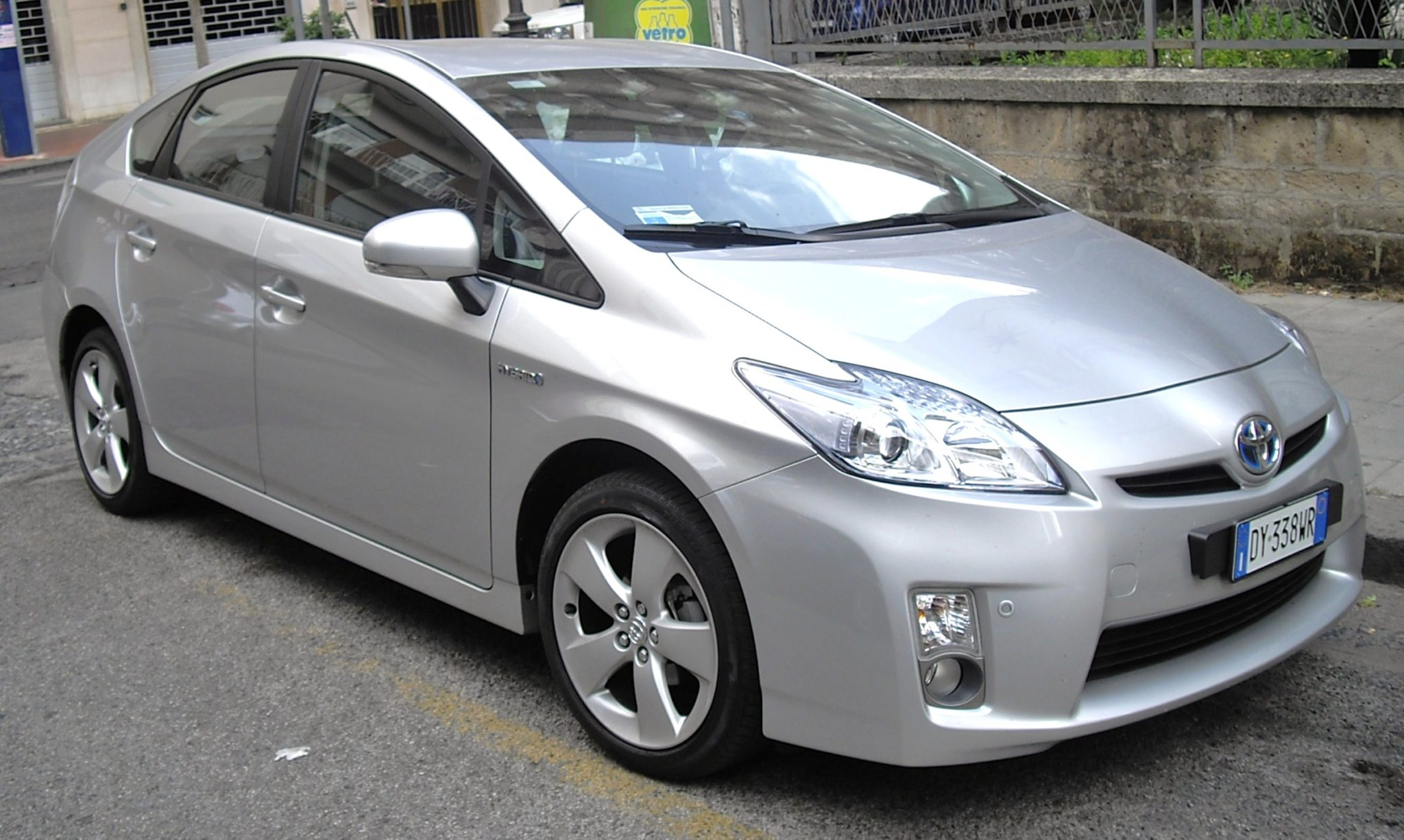 toyota prius for teenager