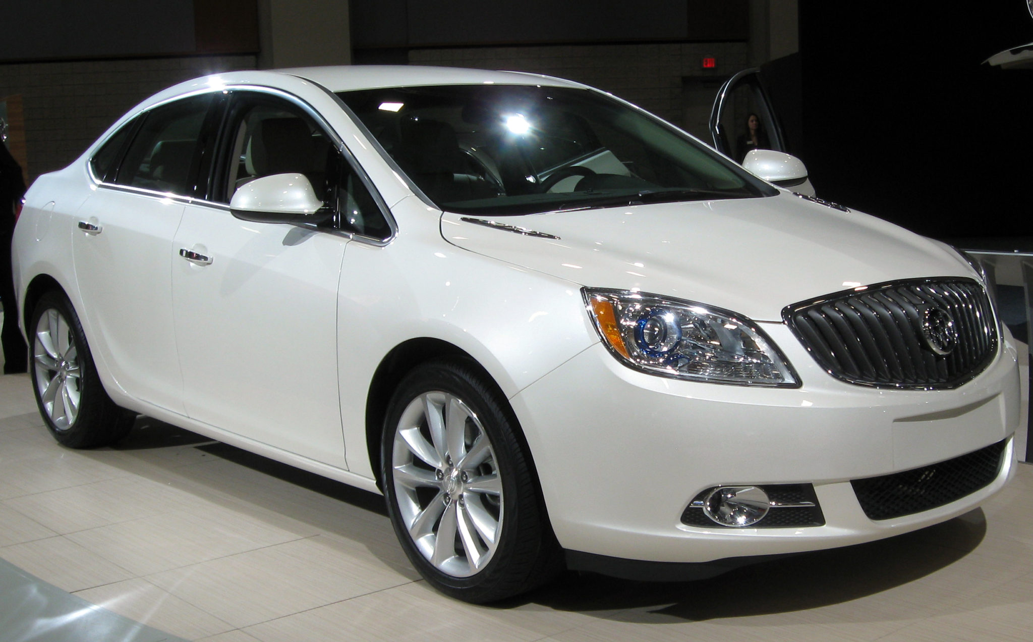 buick verano for a teenage driver