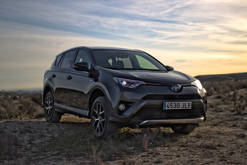 toyota rav4 family car financed by credit union