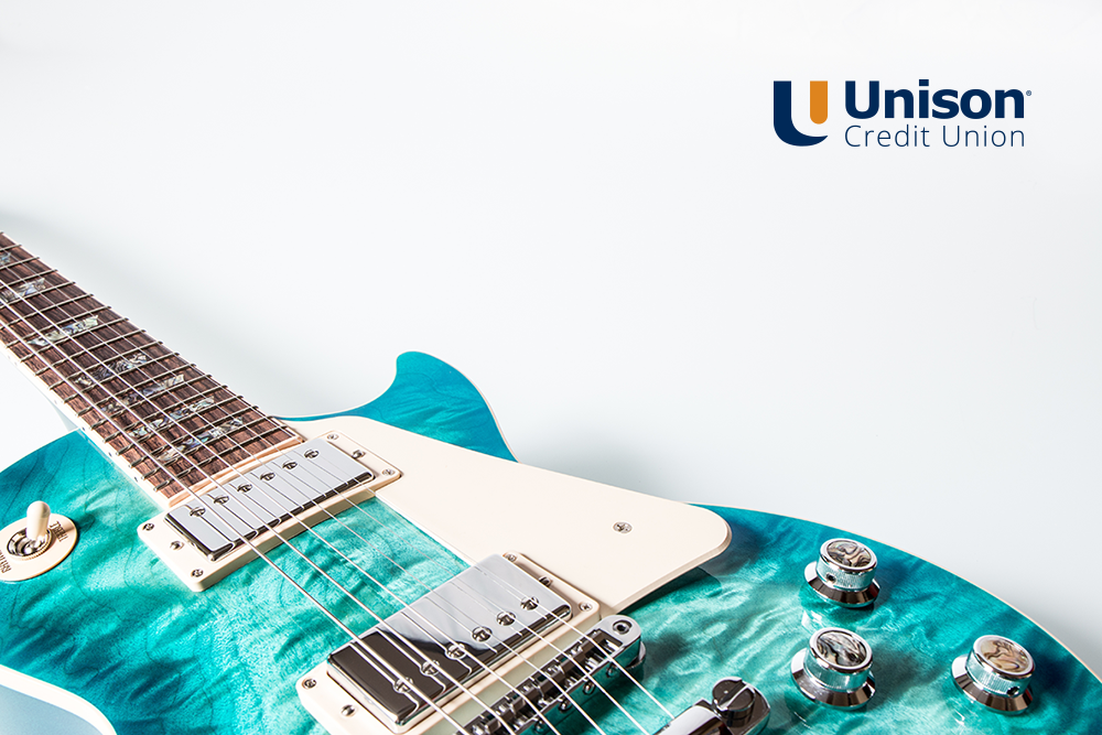 One Way to Use a U Choose Loan - Buy a Guitar