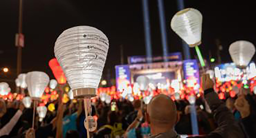 light the night 2019 event