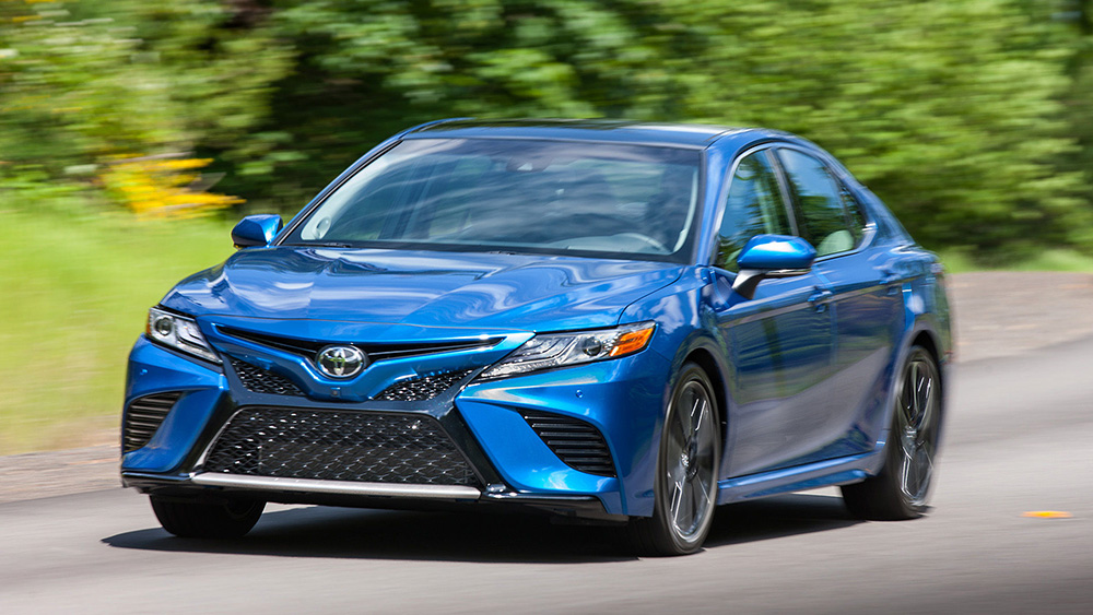 toyota camry financing