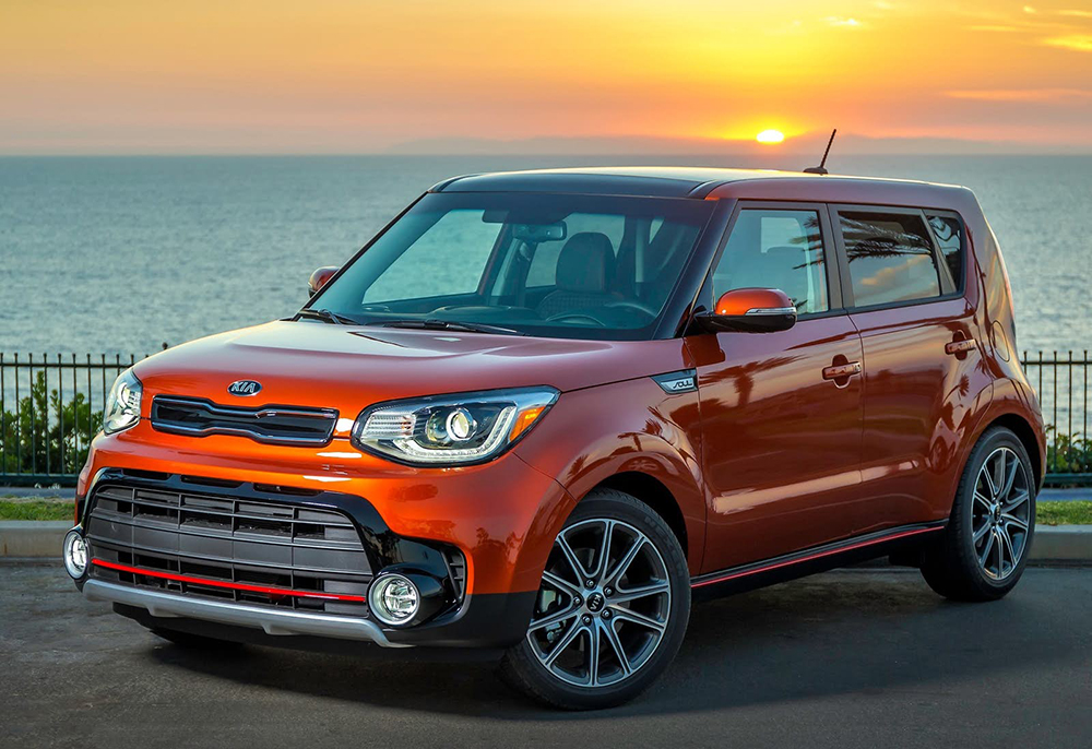 kia soul best compact car for the money