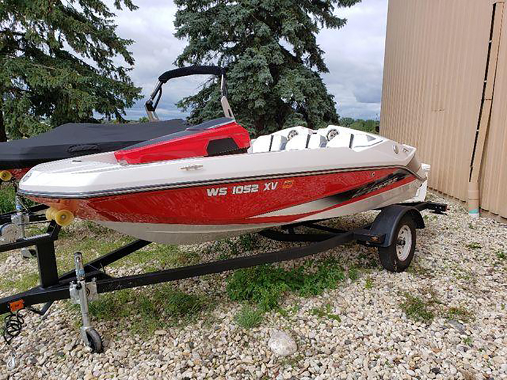 scarab 165 for water sports in wisconsin