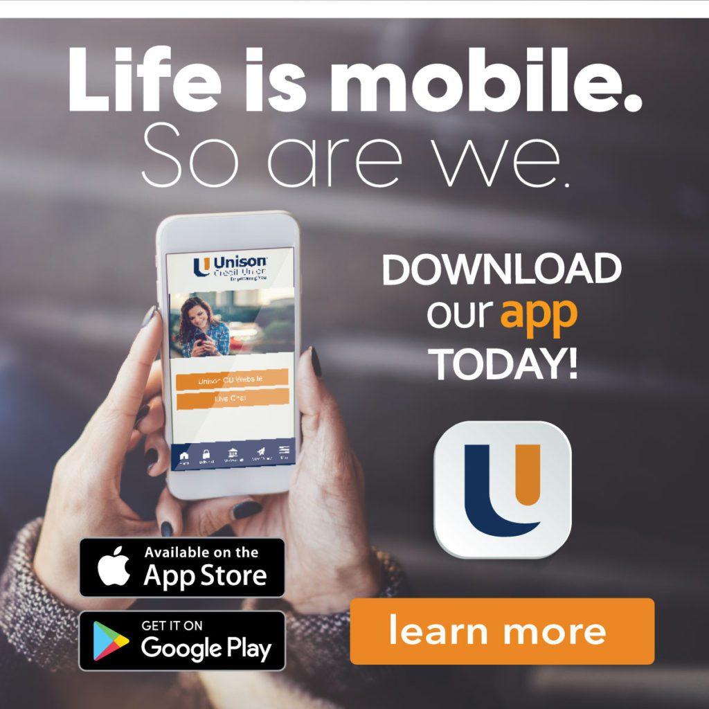 Mobile App Ad