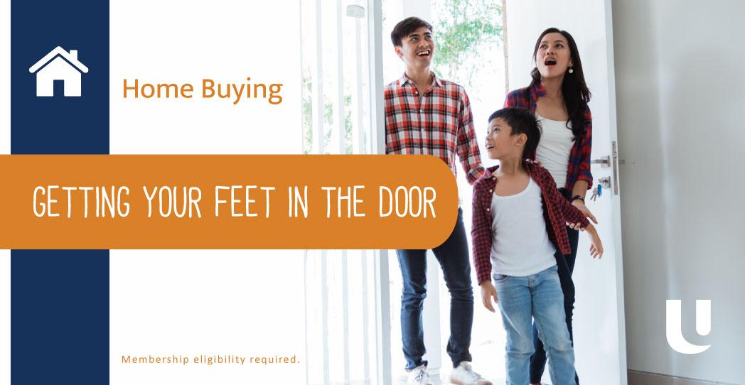 Feet in the Door