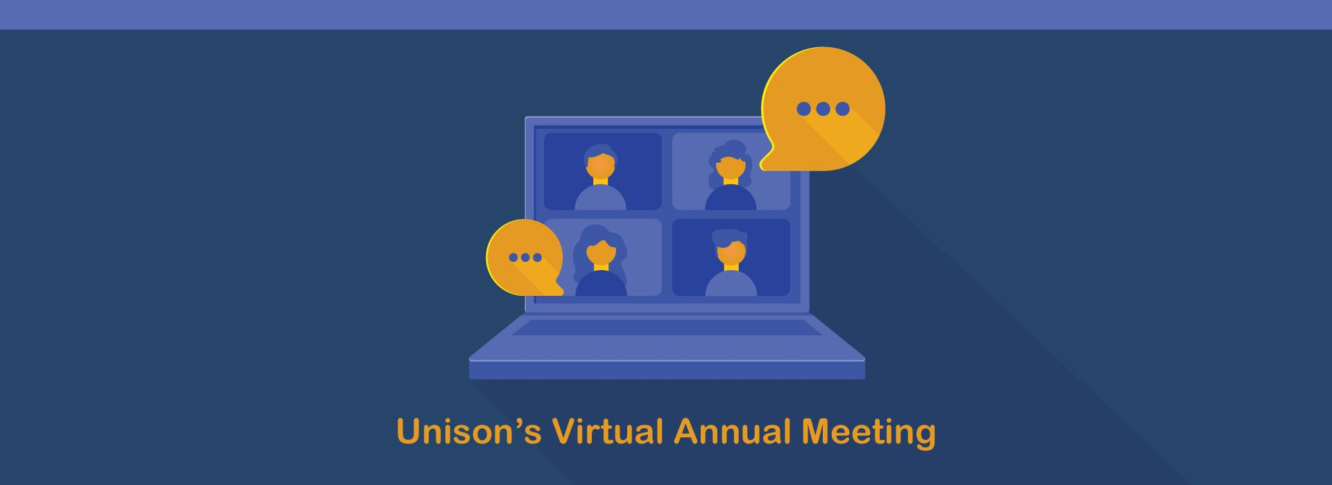 Annual Meeting Open Laptop