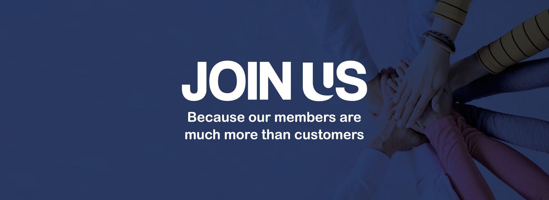 Join Us - Membership